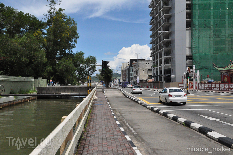В Бандар-Сери-Бегаване, Бруней / Фото из Брунея