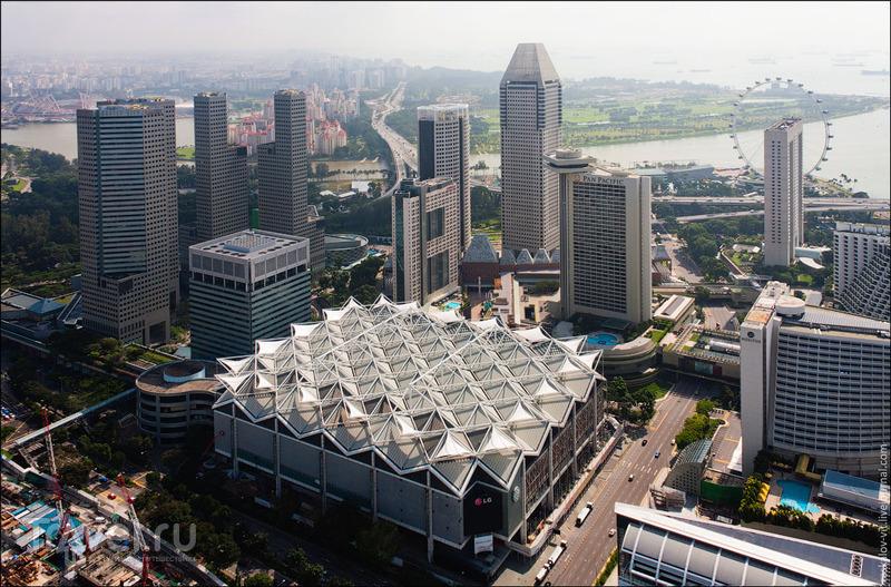 Марина-Центр, Сингапур / Фото из Сингапура