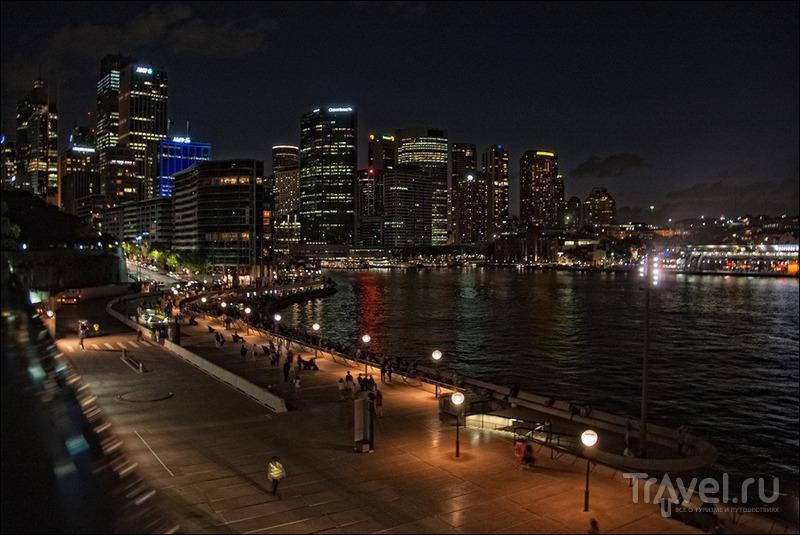 Circular Quay в Сиднее, Австралия / Фото из Австралии