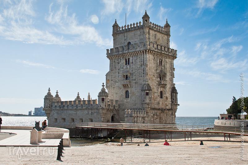 Башня Белем в Лиссабоне, Португалия / Фото из Португалии