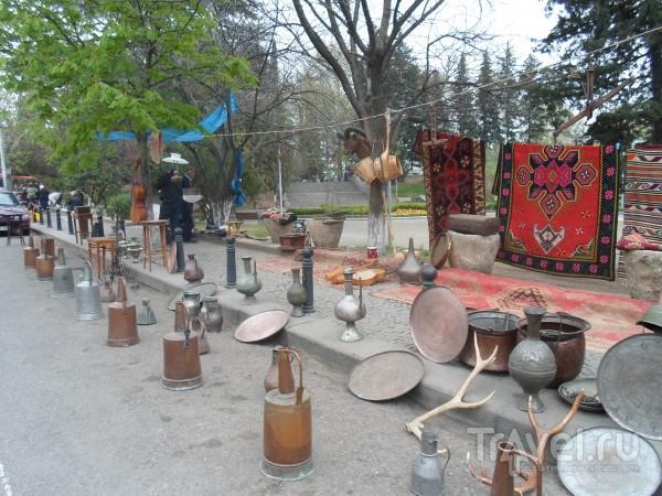 Чита-грита или о Тбилиси с любовью / Грузия