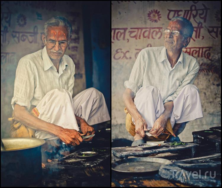 Пушкар - лепесток лотоса из рук Брахмы / Фото из Индии