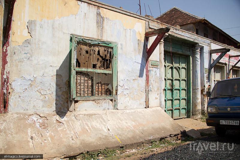 Кочин: ловля рыбы, еврейский квартал, старейшая церковь и исторические факты / Индия