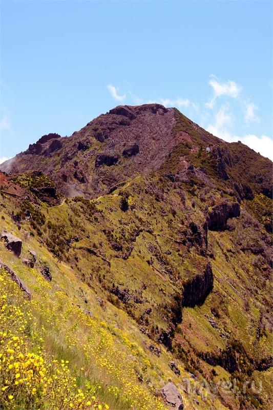 Свадебное путешествие на Мадейру. Pico Ruivo и Pico do Arieiro / Португалия