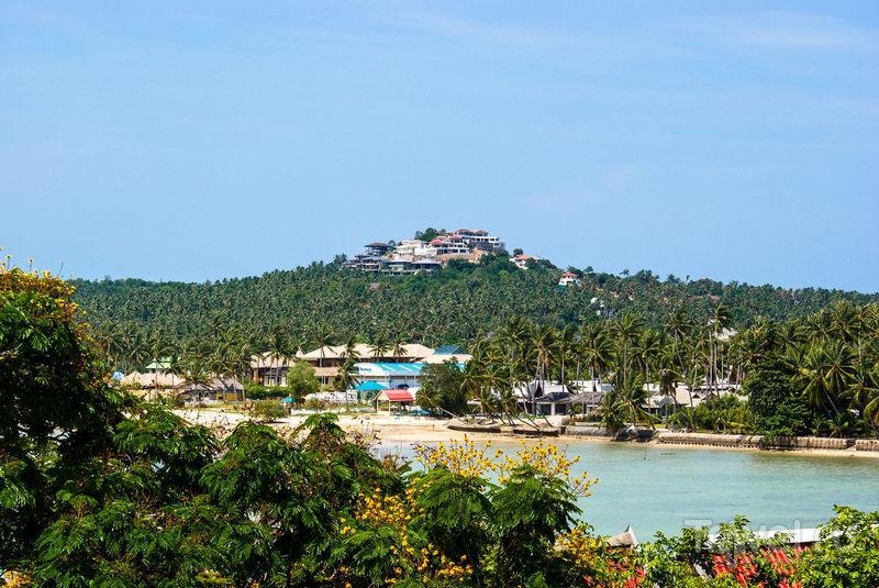 Пляж Биг-Будда на острове Самуи, Таиланд / Фото из Таиланда