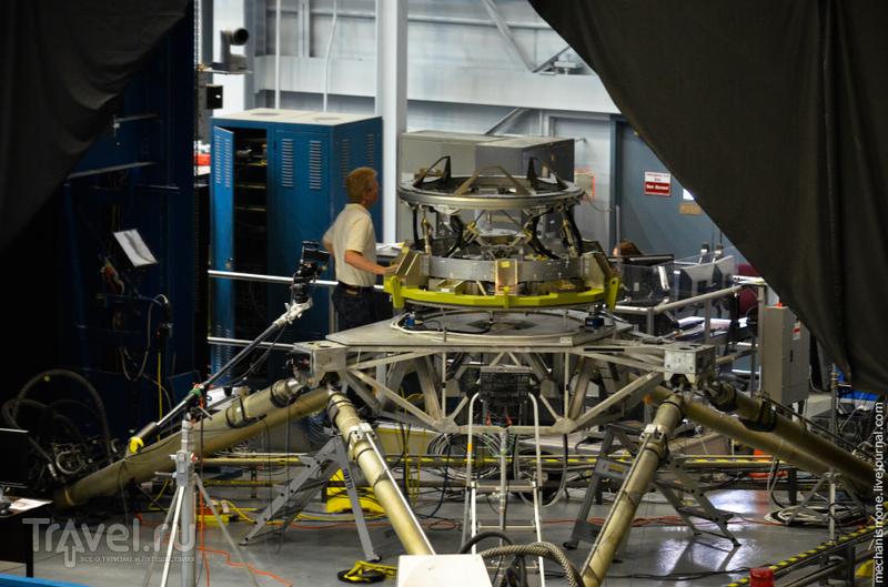 NASA - тренировочный центр / США