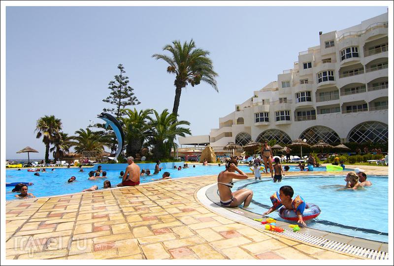 Арабская сказка - Тунис. Отель Delphin Hotel el HABIB / Тунис