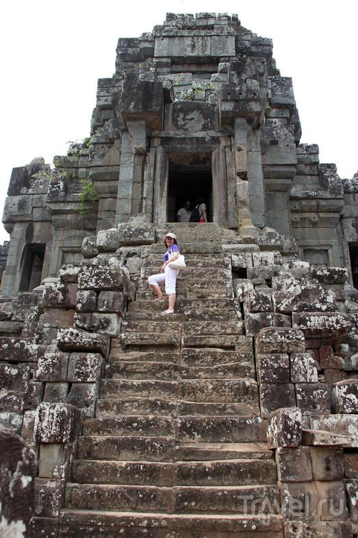 Экскурсия в Камбоджу / Камбоджа
