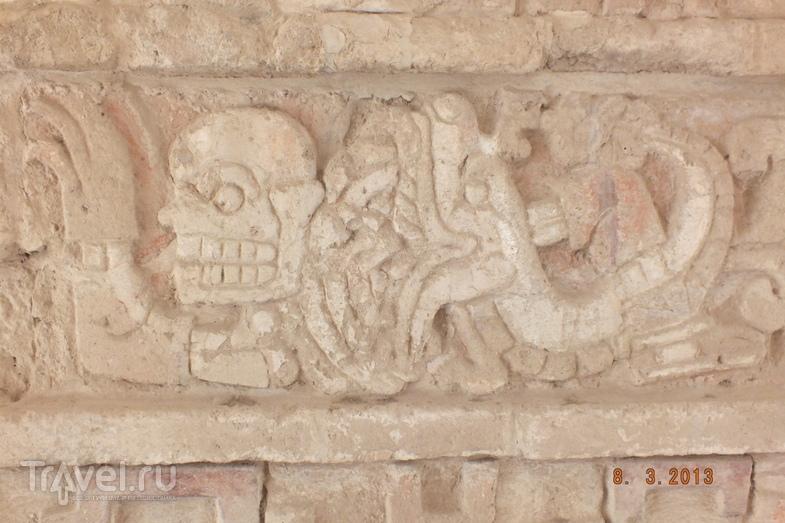 Мексика. Тула / Мексика