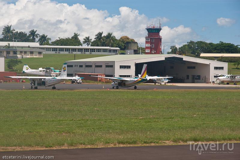 """Авиакомпания """"Эйр Пасифик"""" и особенности перелетов в Океании. Фиджи, Вануату, Западное Самоа / Вануату"""