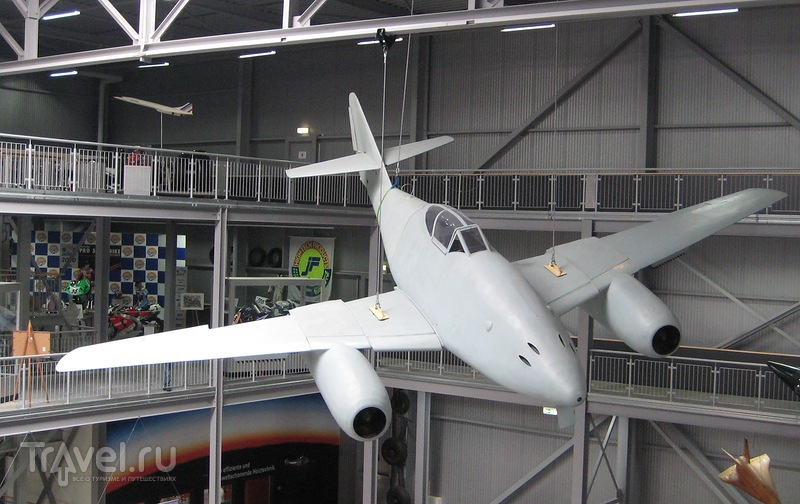 Музей техники в Шпайере (Technik-Museum Speyer) / Германия