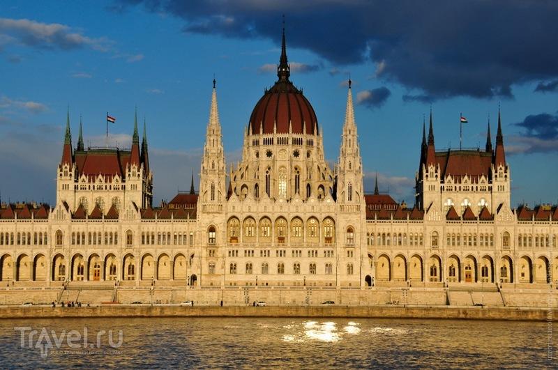 В Будапеште, Венгрия / Фото из Венгрии