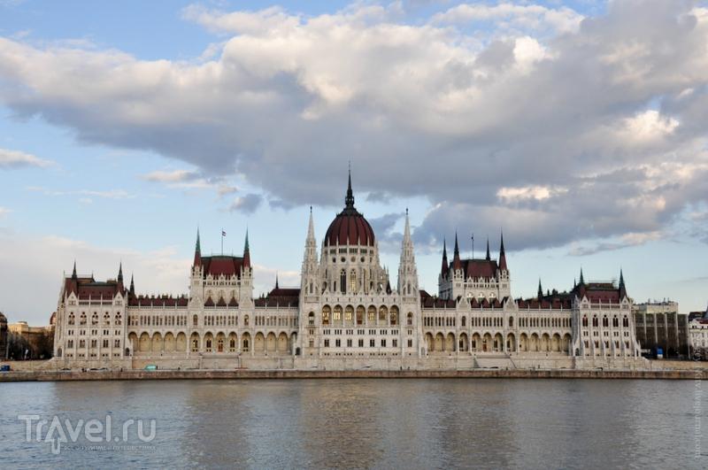 Здание Парламента в Будапеште, Венгрия / Фото из Венгрии