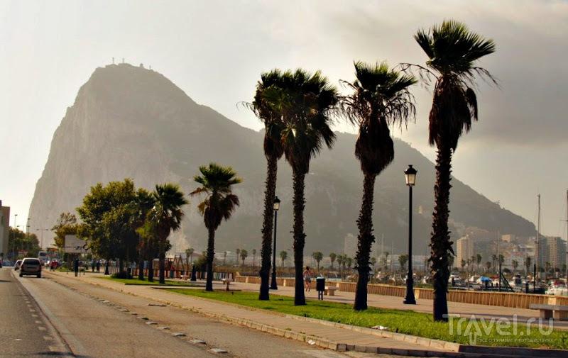 Гибралтар - The Rock / Гибралтар (Брит.)