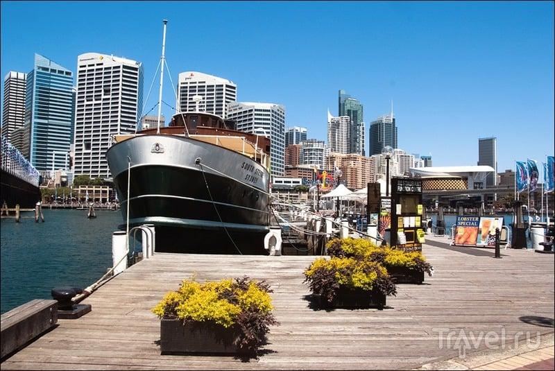 Дарлинг-Харбор в Сиднее, Австралия / Фото из Австралии