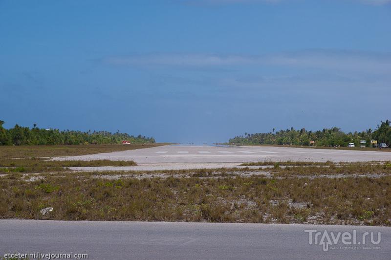 "Авиакомпания ""Эйр Пасифик"" и особенности перелетов в Океании. Кирибати и Тувалу / Кирибати"