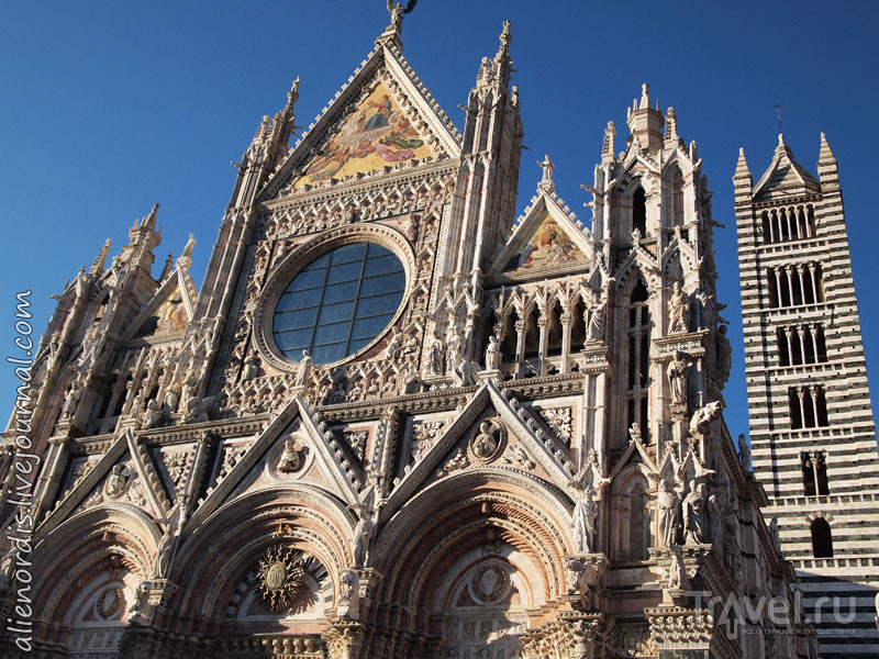 Центральная и Северная Италия: обзор маршрута