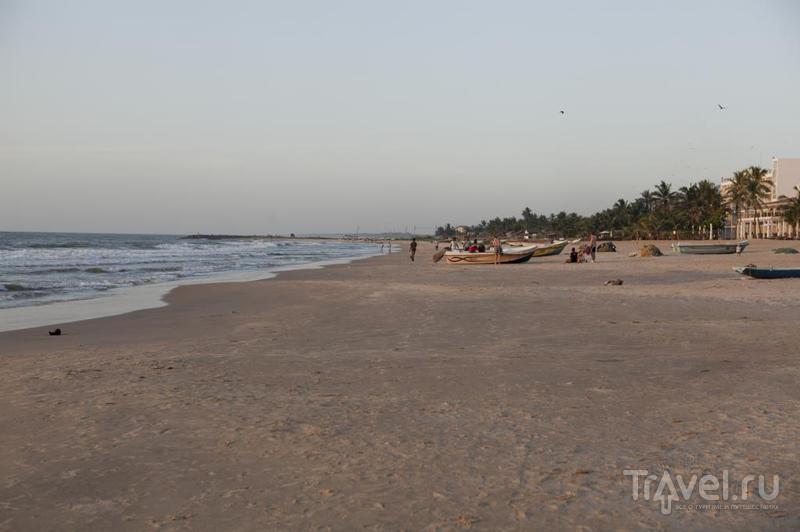 В Негомбо, Шри-Ланка / Фото со Шри-Ланки