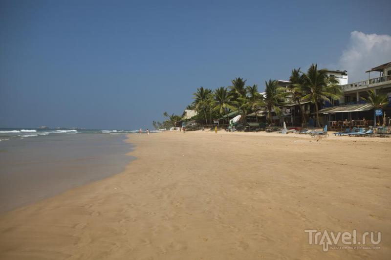 На курорте Хиккадува, Шри-Ланка / Фото со Шри-Ланки