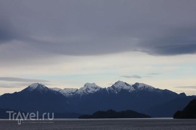 Чилийские вулканы. Местечко Петроуе / Чили