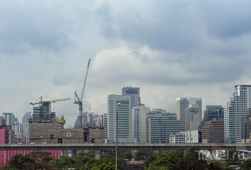 В Бангкоке, Таиланд / Фото из Таиланда