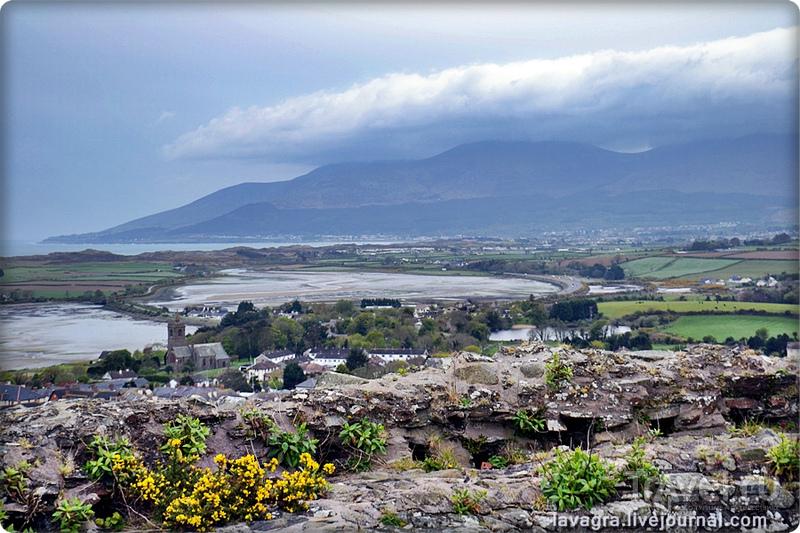 Горы Морна (Mourne Montains), Северная Ирландия / Фото из Великобритании