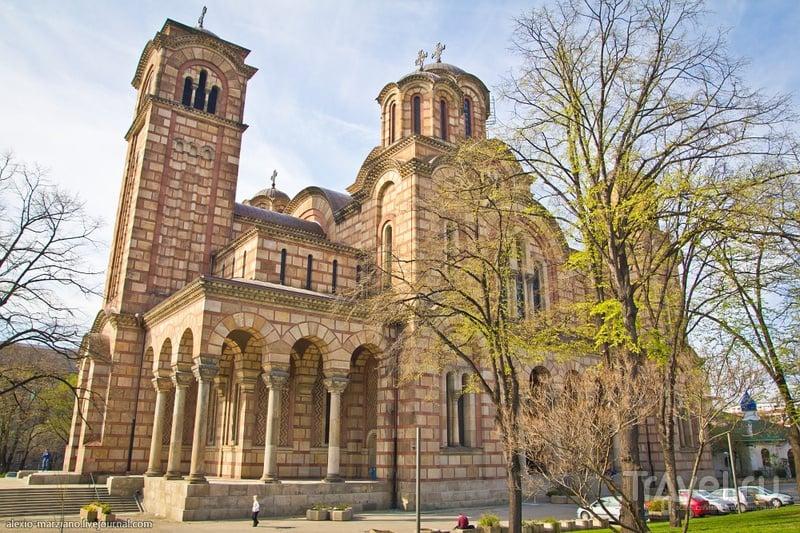 Церковь св. Марка в Белграде, Сербия / Фото из Сербии