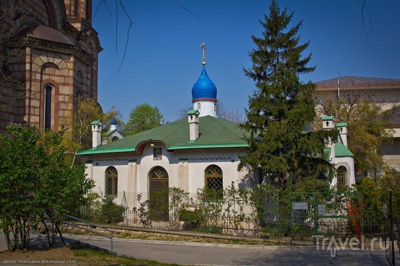 Церковь святой Троицы в Белграде, Сербия / Фото из Сербии