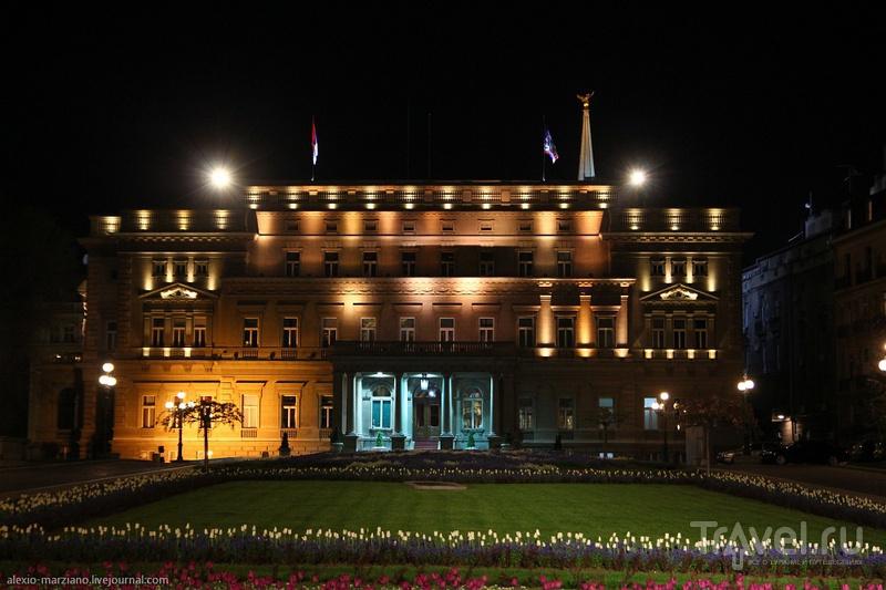 Старый Королевский дворец в Белграде, Сербия / Фото из Сербии