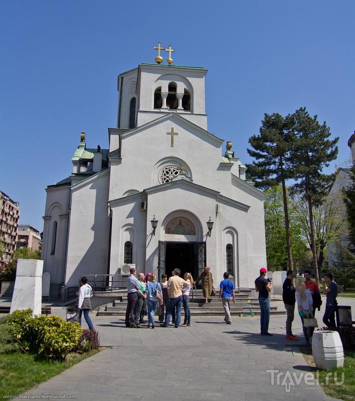 Церковь Святого Саввы в Белграде, Сербия / Фото из Сербии