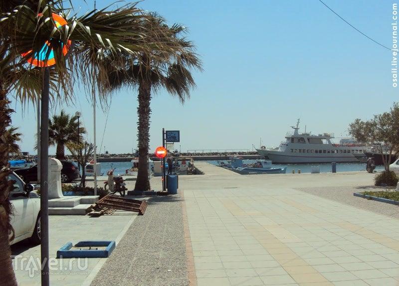 Прогулка по городкам Кардамена и Калимара на о.Кос / Греция