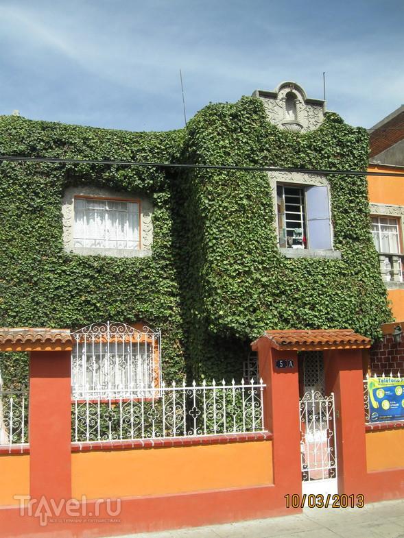 Города Пуэбла и Веракрус / Мексика