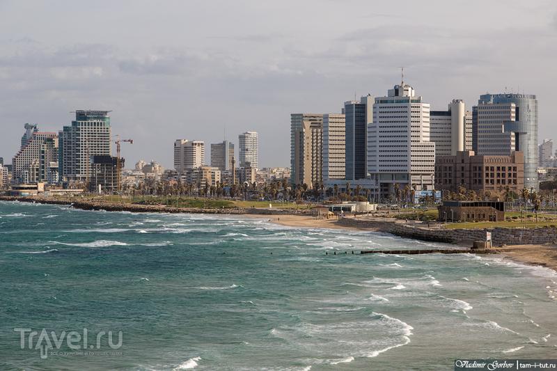 В Тель-Авиве, Израиль / Фото из Израиля