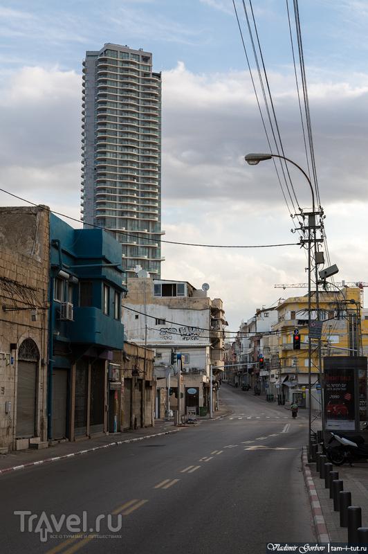 Район Яффо в Тель-Авиве, Израиль / Фото из Израиля