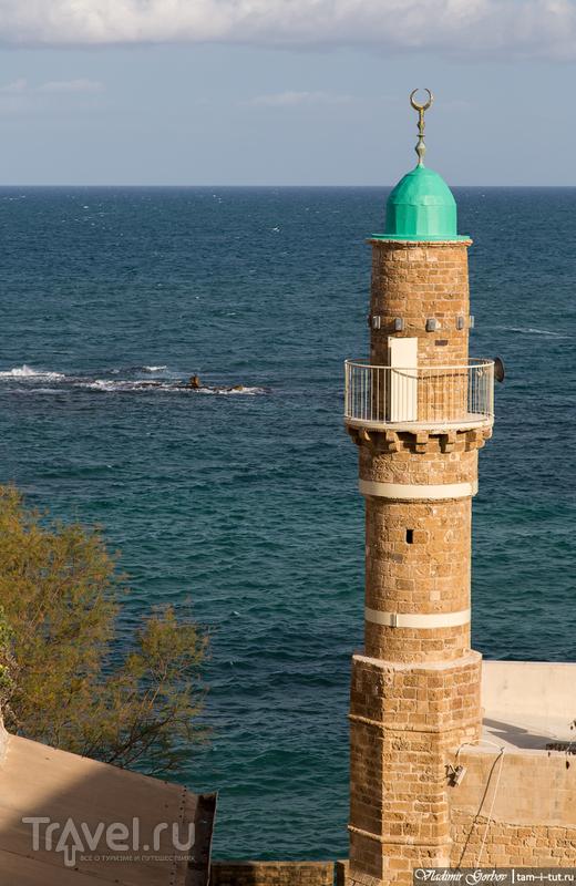 Мечеть аль-Бахр в Тель-Авиве, Израиль / Фото из Израиля