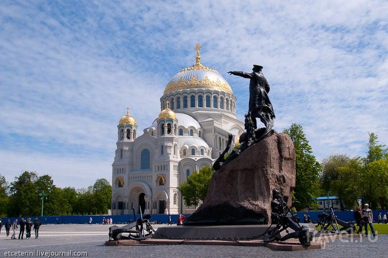 В Кронштадте, Россия / Фото из России