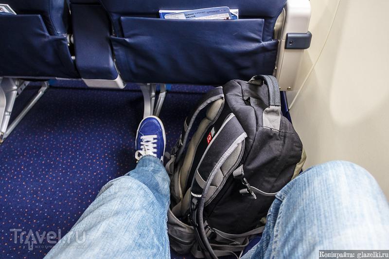Сухой Суперджет-100. Обзор с пассажирского кресла
