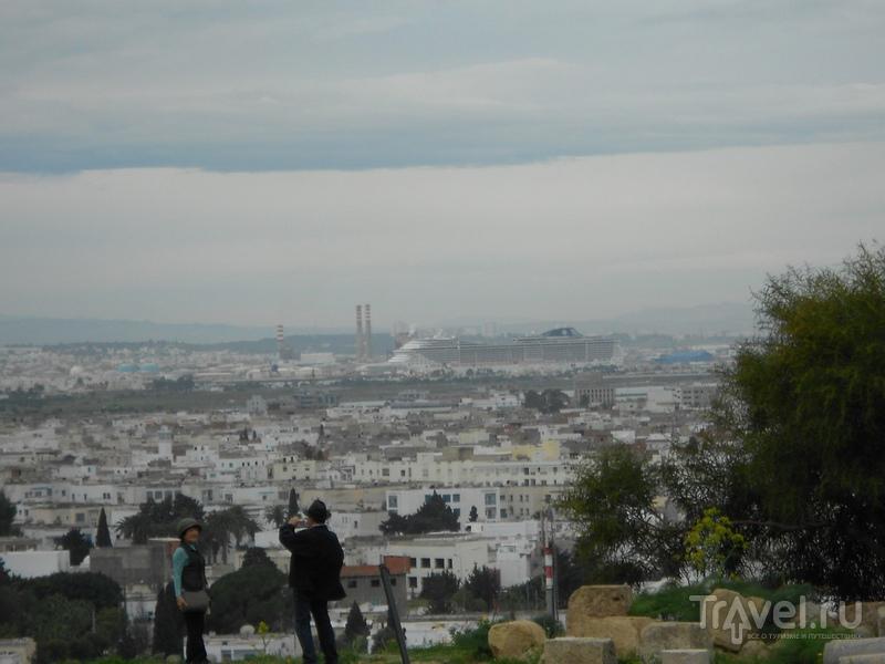 Тунис - недоевропа или, все-таки, переазия? / Тунис