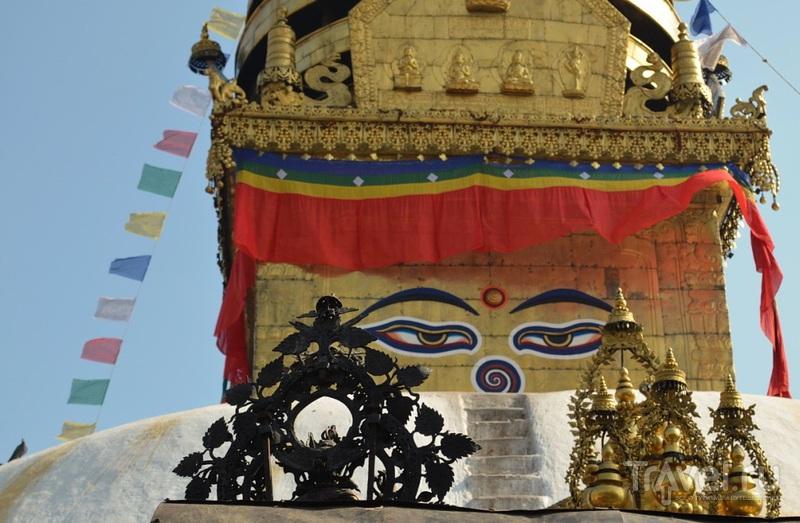 Храмовый комплекс Сваямбунатх, Непал / Фото из Непала