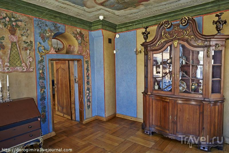 Дом Менцендорфа в Риге / Латвия