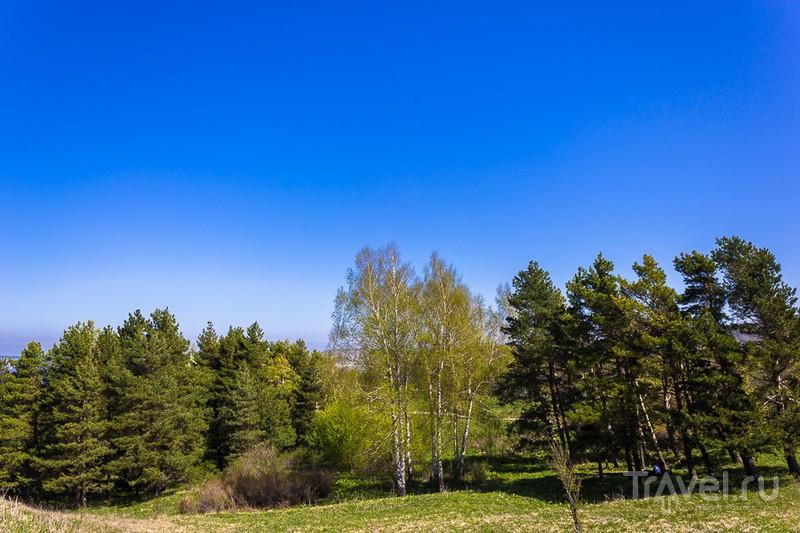 Кисловодск. Курортный парк, малое седло / Фото из России