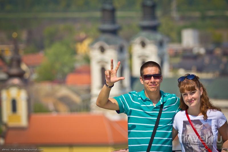 Сербия. Сремски-Карловци / Фото из Сербии