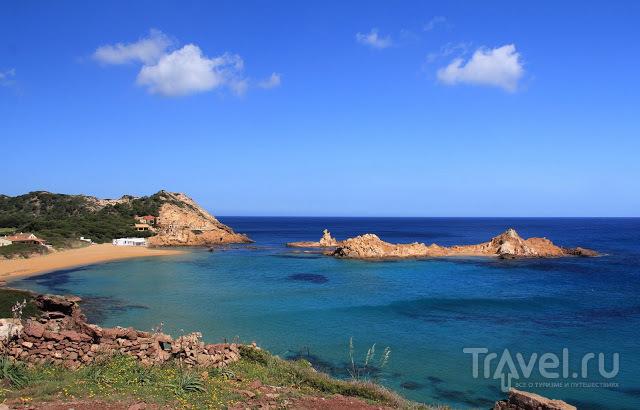 Менорка - рай на земле / Испания