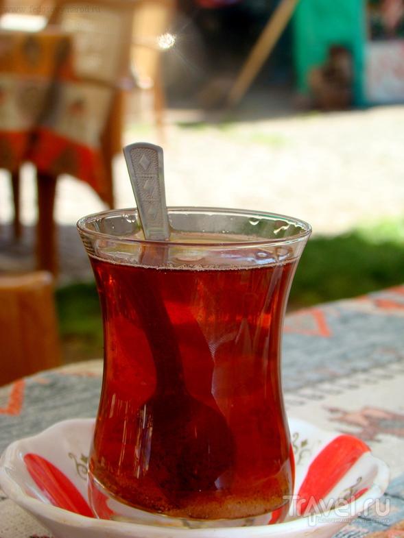 Другая Турция. Деринкуя / Турция