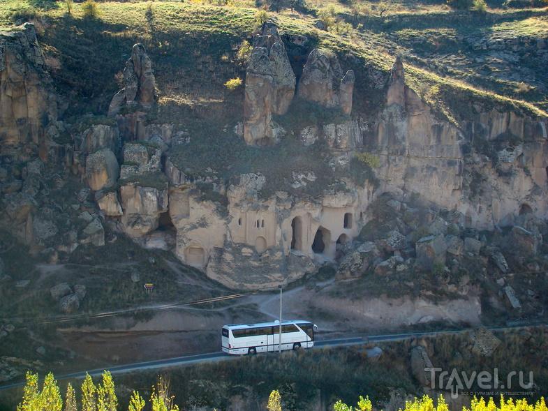 Другая Турция. Analipsis Church - ущелье Ихлара - озеро Нар / Турция