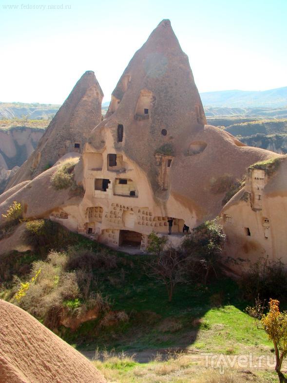 Другая Турция. Pigeon Valley / Турция