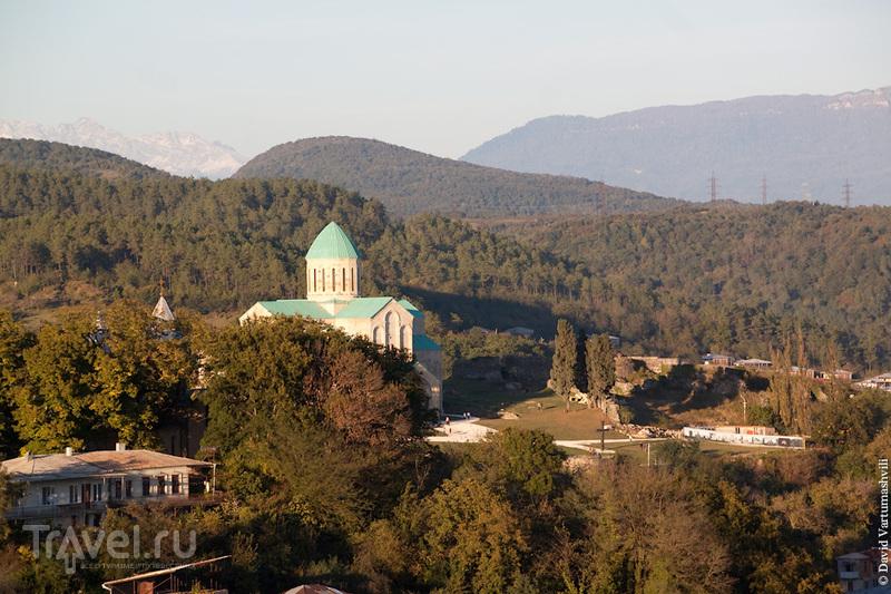 Храм Баграта в Кутаиси, Грузия / Фото из Грузии