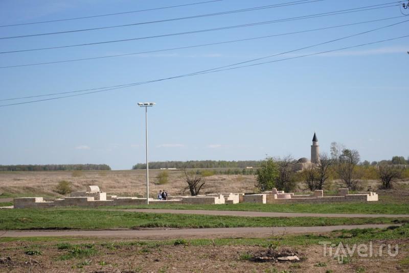 """""""Дикая"""" экскурсия в древний Булгар / Россия"""