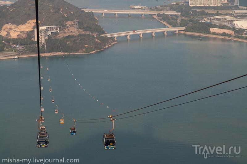 Гонконг. Пик Виктория и остров Лантау / Гонконг - Сянган (КНР)