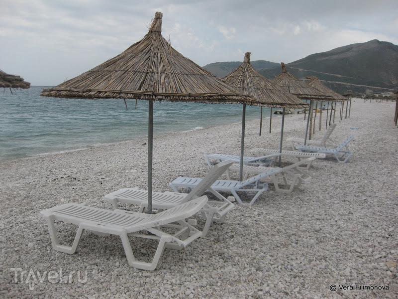 Путешествие из Черрета в Борщ и обратно за 2 дня / Албания